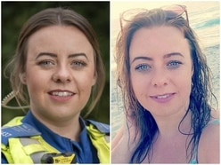 Driver jailed over crash which killed PCSO Holly Burke