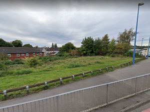 The site in Cradley Health has been lined up for homes under new plans