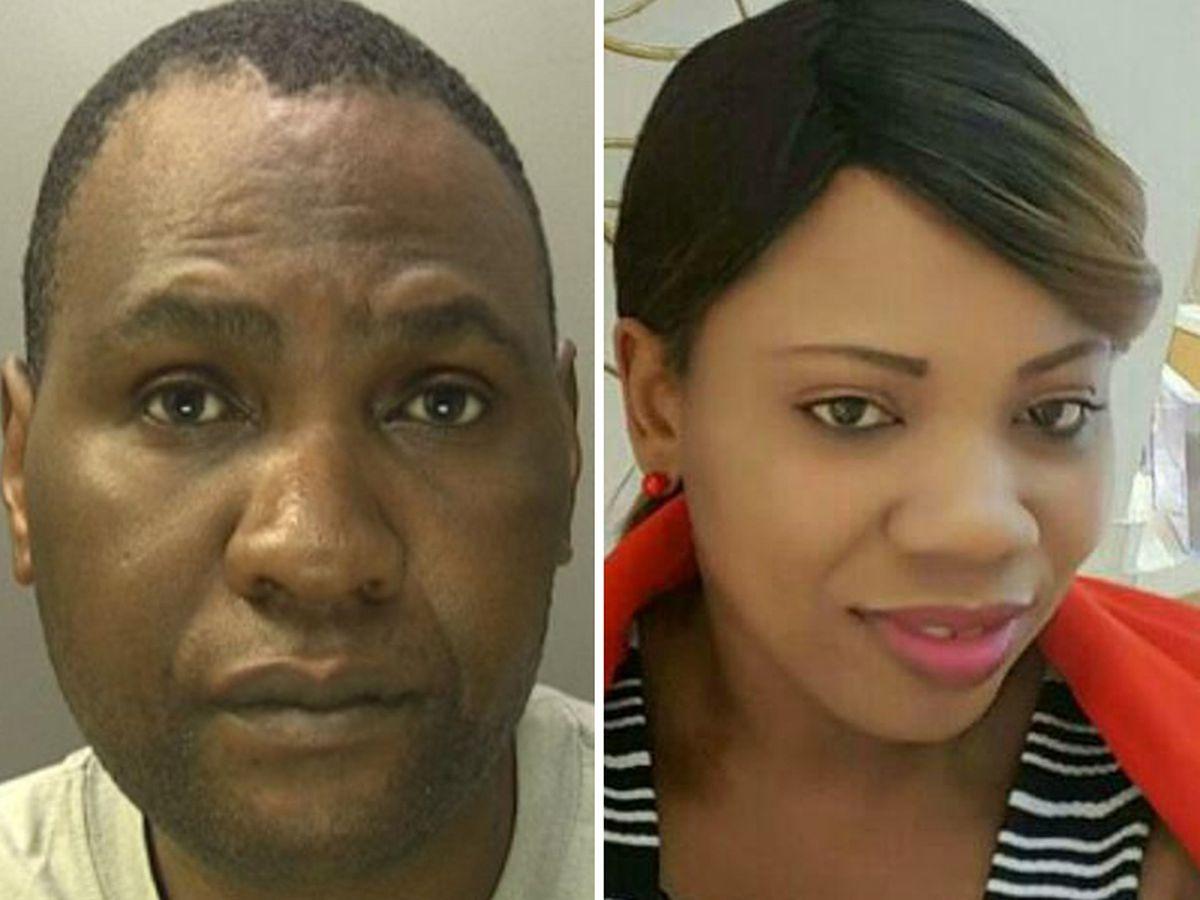 Norbert Chikerema and victim Nyasha Kahari