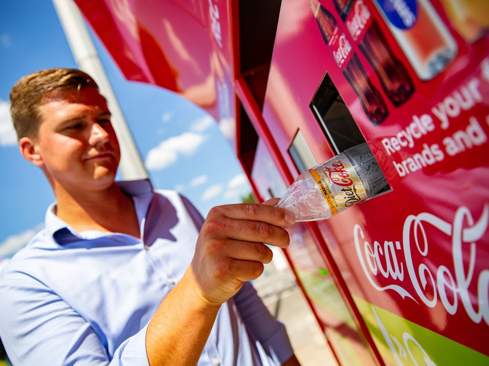 Find out how you can receive 50 per cent off at Alton Towers with Coca-Cola recycling scheme