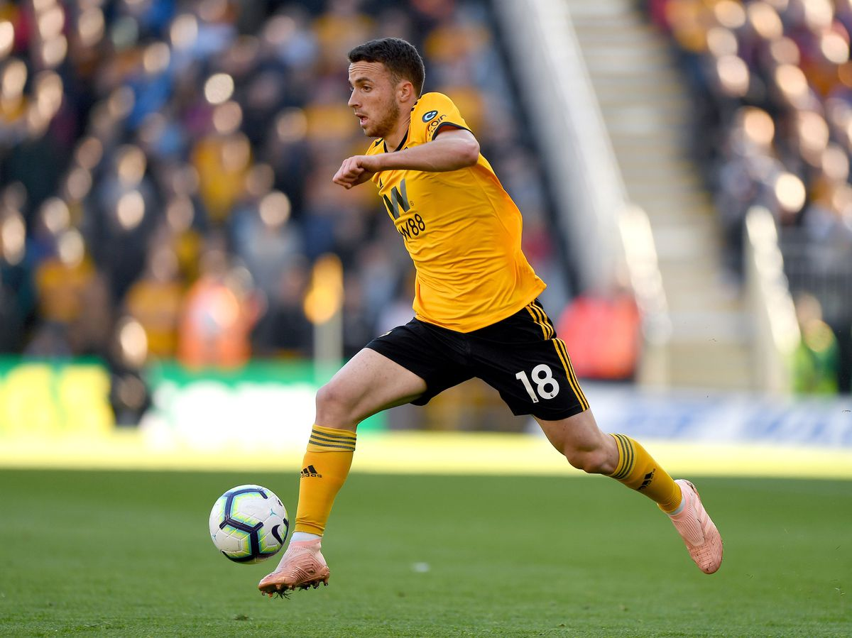 Diogo Jota is yet to recapture last season's dazzling form (AMA/Sam Bagnall)