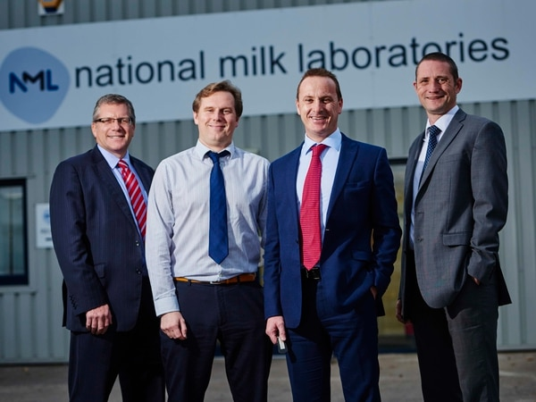 Analysis company invests in laboratory