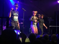 Shalamar, Robin 2, Bilston - review and pictures