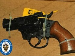 Man charged after loaded gun found in Wolverhampton home