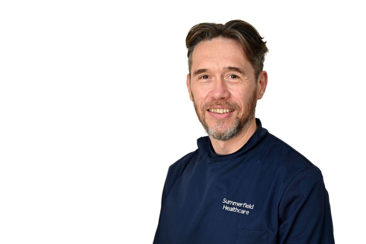 Summerfield Healthcare CQC Manager Paul Hatton