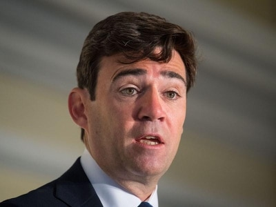 UK must embrace more federal form of government, says Andy Burnham
