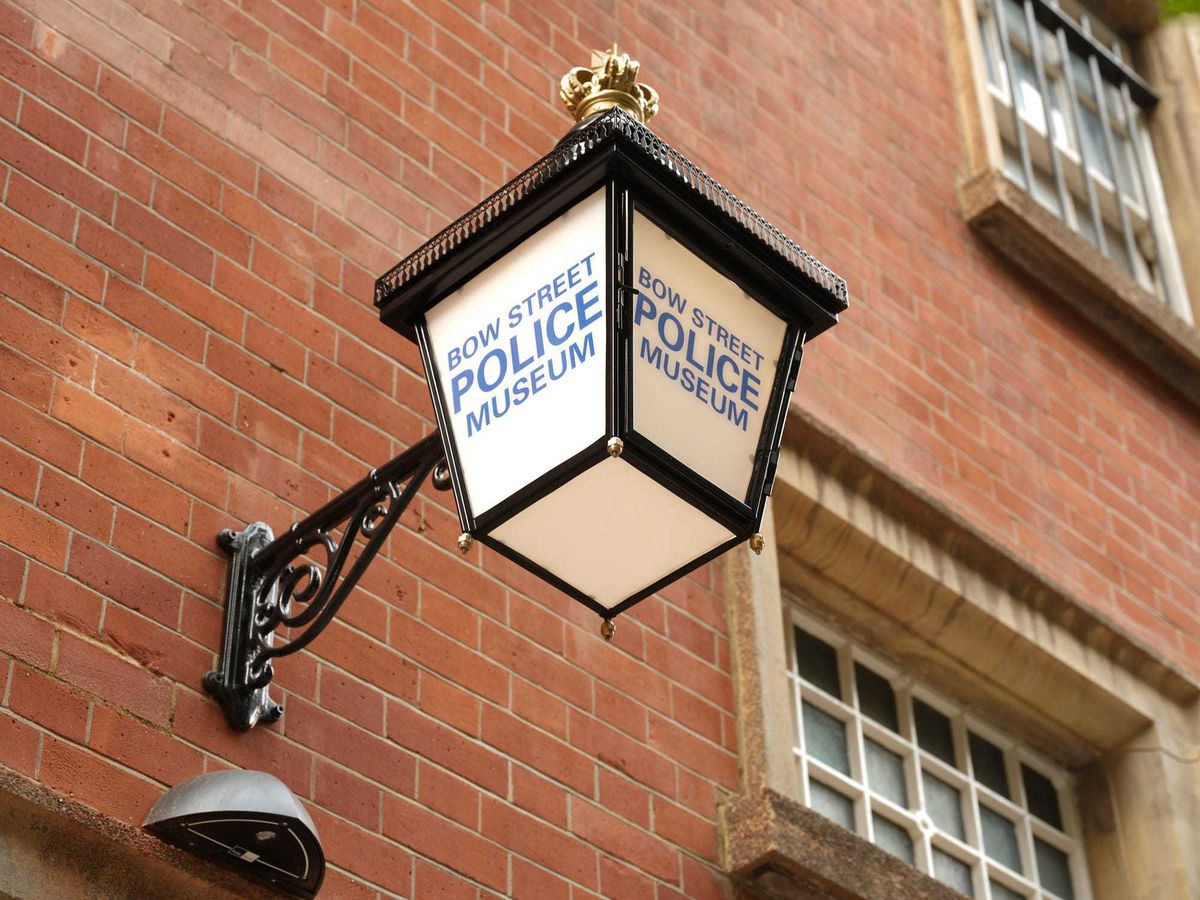London police station reopens to public as a museum