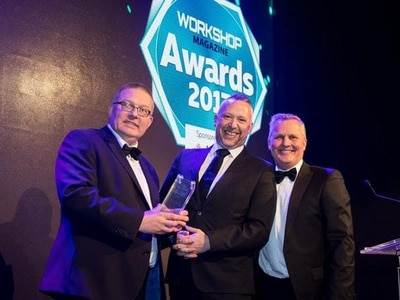 Motoring industry aftermarket's best hailed at inaugural Workshop Magazine Awards