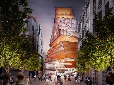 Designs for new 'world class concert hall' in London announced