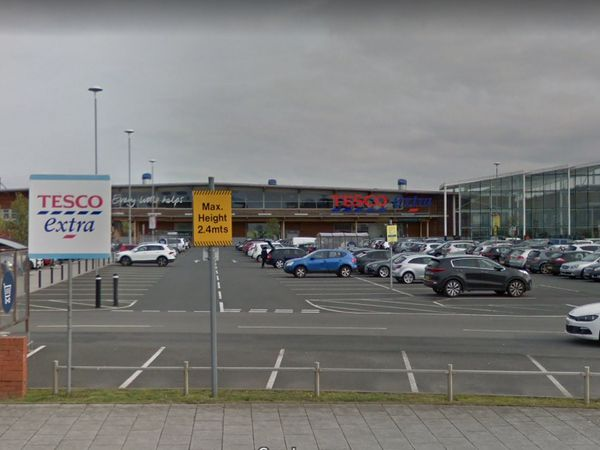 Tesco in New Square, West Bromwich. Photo: Google Maps