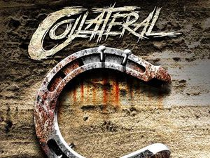 The artwork for Collateral's self-titled debut