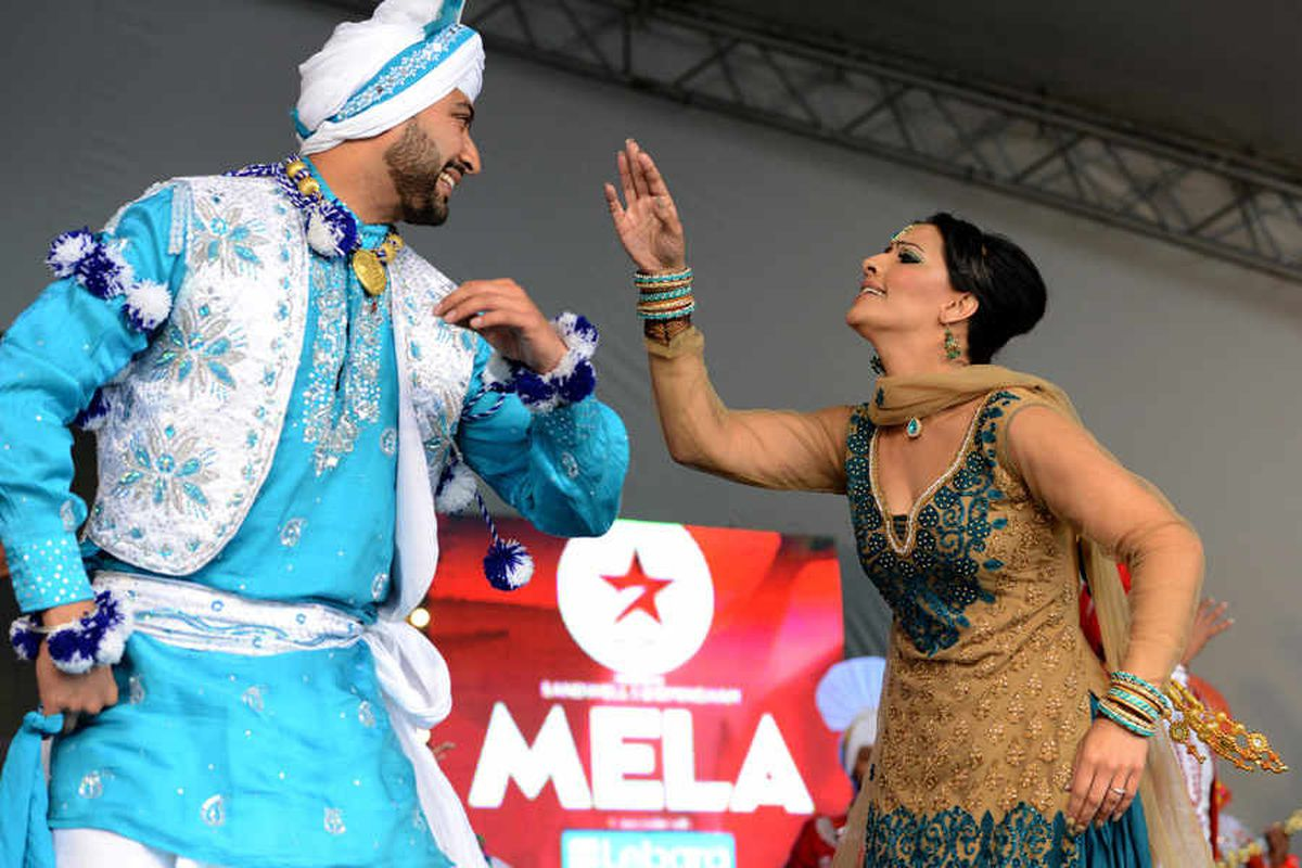 Asian music event sees 100,000 flock to Sandwell park