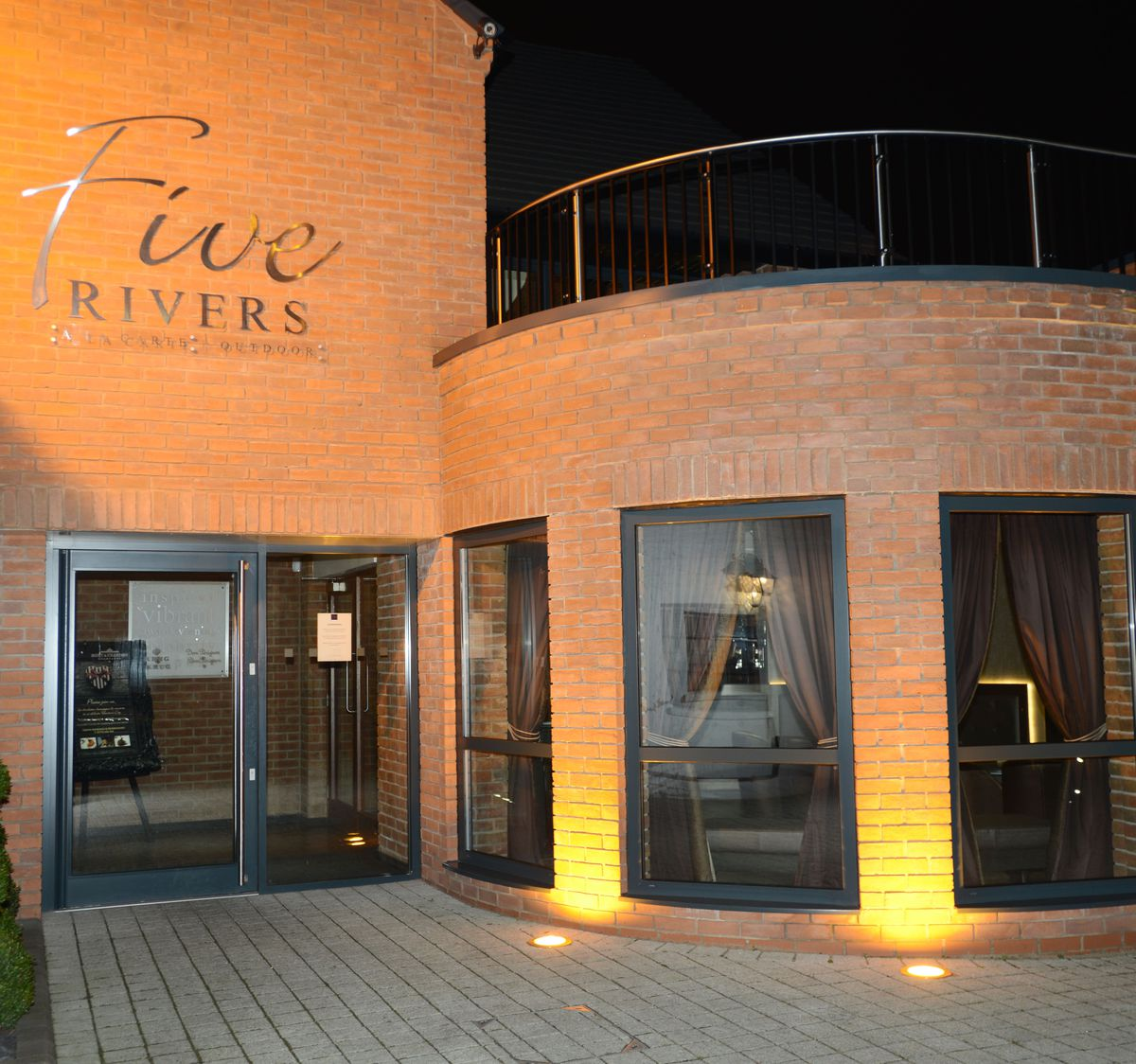 Five Rivers in Walsall's Vicarage Place