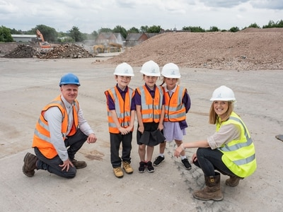 Builder to spend £500,000 on improvements to Wolverhampton school