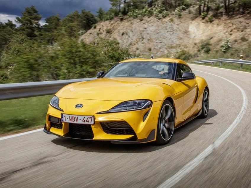 First Drive: The new Toyota Supra is here to establish its own legacy