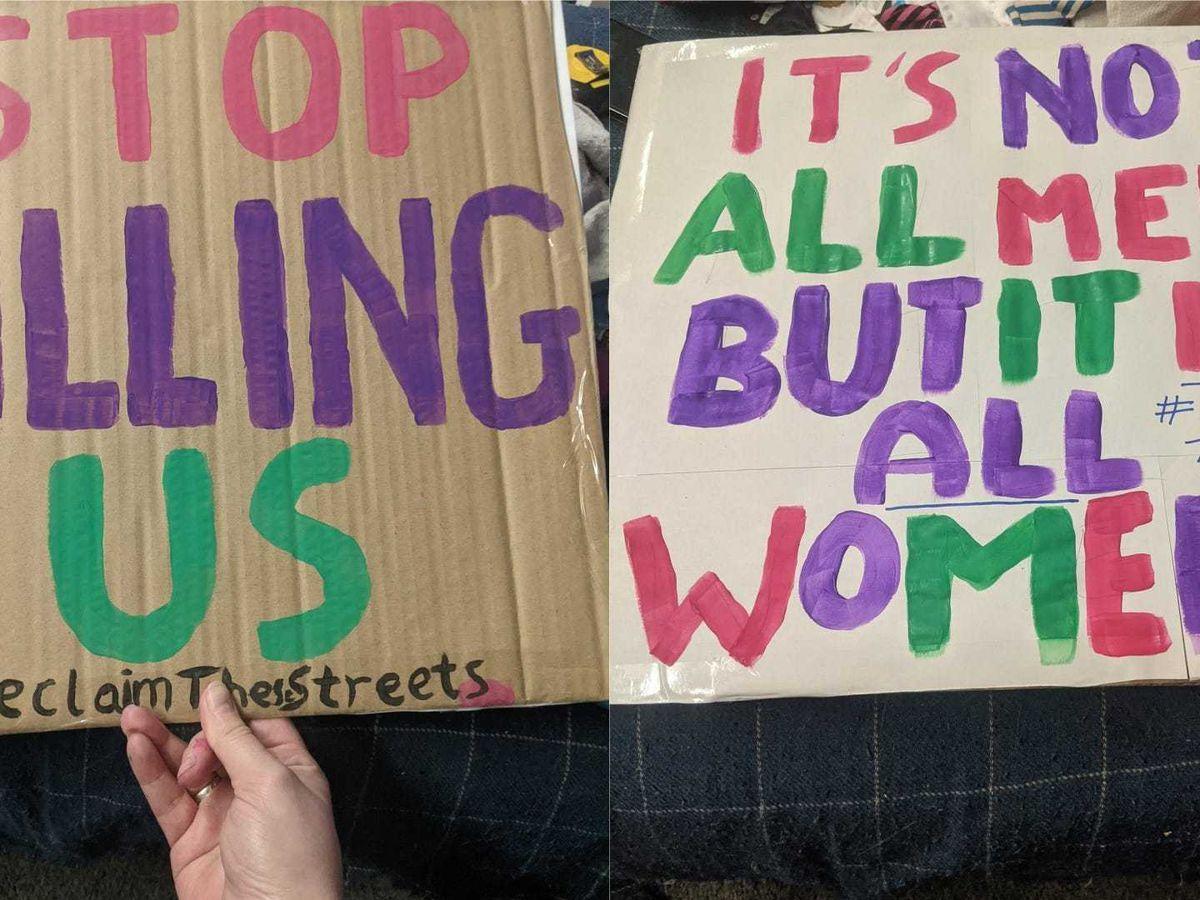 Sarah Everard Case Sparks Conversations On Women's Safety