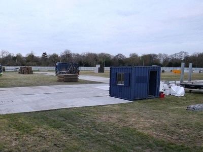 Temporary mortuary to be built in east London as coronavirus deaths rise