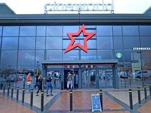 Cineworld in Bentley Bridge, Wolverhampton