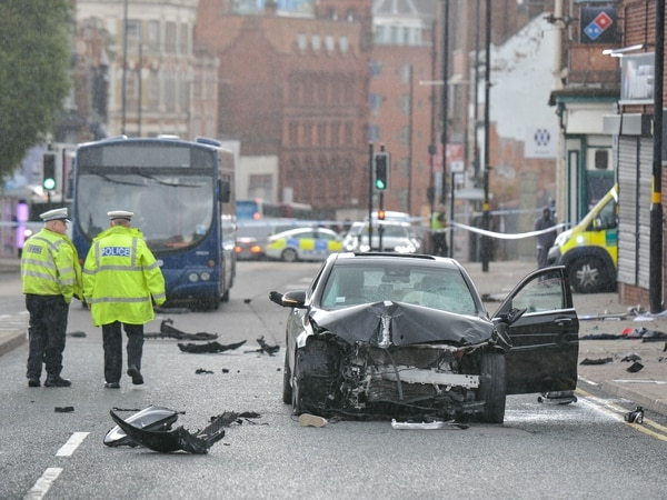 Arrest made after woman hit by car in collision near Jewellery Quarter