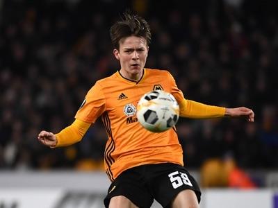 Oskar Buur keen to seize opportunity at Wolves