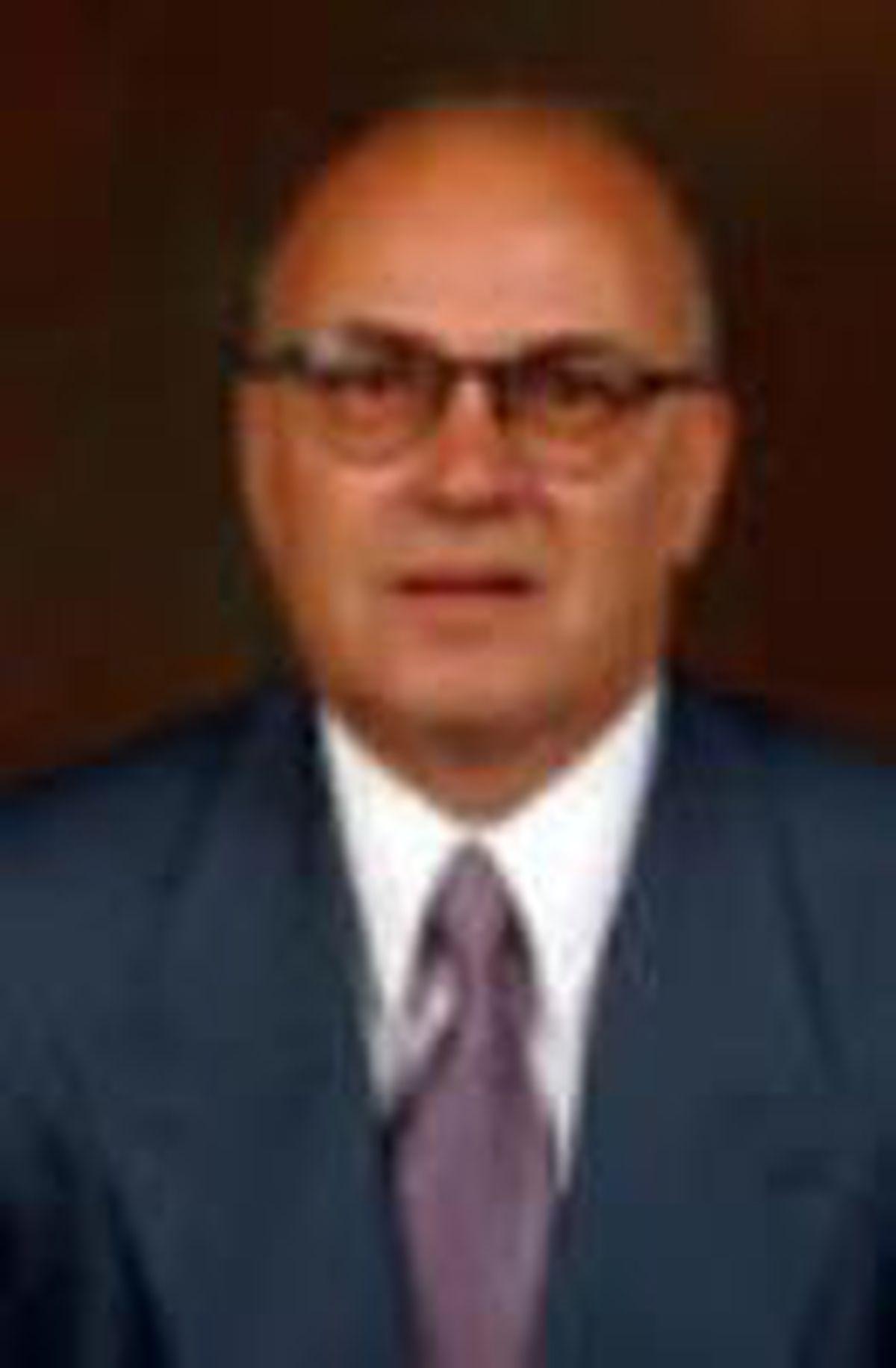 Councillor Keith Chambers