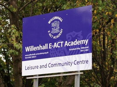 Willenhall E-ACT Academy: Failing school is making progress, Ofsted says