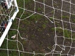 'Gutted': Vandals wreck £1,500 goalposts at children's football club