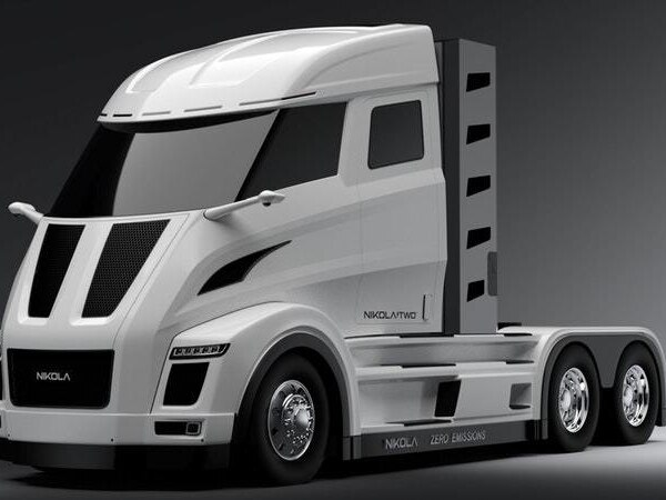 Bosch announces hydrogen-powered lorry project