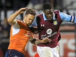 Micah Richards training with Aston Villa first-team but still a long way from a return