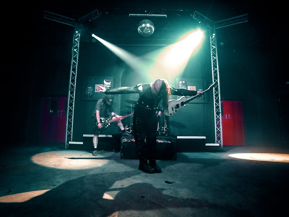 Midlands rockers WEAK13 nominated for music video award at Birmingham Film Festival - WATCH