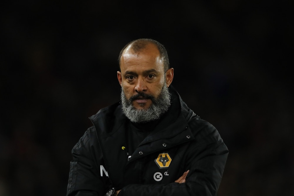 Wolves not thinking about Europe, says Nuno Espirito Santo