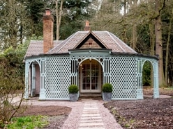 Pink Cottage to open at Weston Park