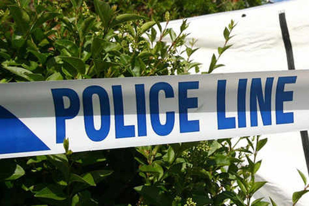 Rioters smash through Wolverhampton