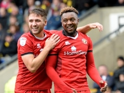 Morgan Ferrier happy to be the underdog with Walsall