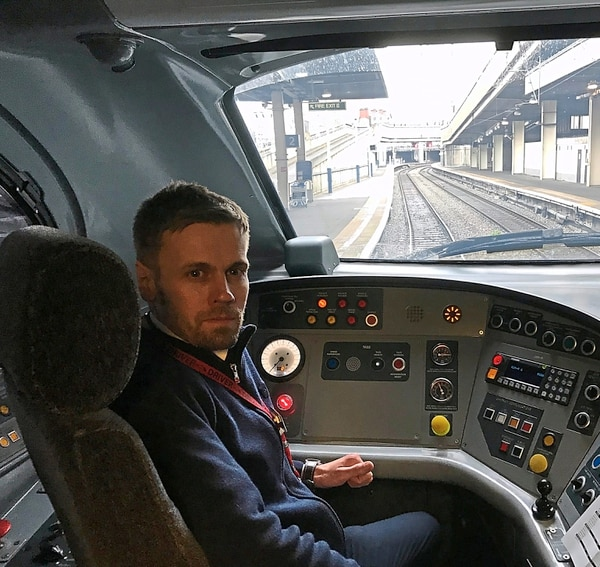 What It S Like To Be A Train Driver I See Some Beautiful