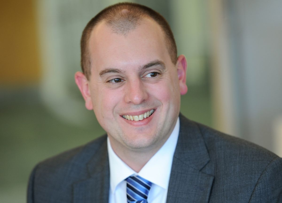 Tax partner Richard Bull
