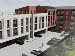 Plan for over-55s apartment block on former petrol station site backed