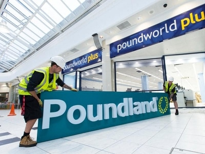 Poundland takes aim at landlords as it moves into 20 Poundworld stores