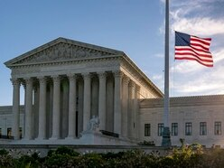 Supreme Court vacancy brings abortion divide to the fore in presidential race