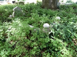 Fury at overgrown cemetery as husband claims: 'I couldn't find my wife's grave'