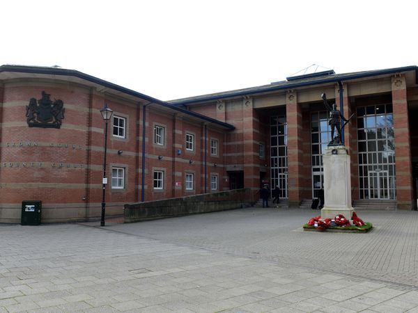 Stafford Crown Court