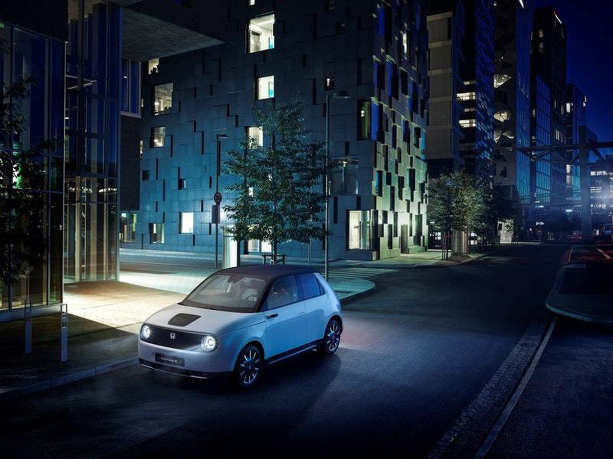 Electric car revolution not confined to cities, says Honda UK