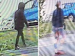 CCTV footage of people who might have seen missing Owen Harding