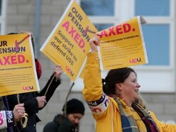 Strikes held at Scottish universities in pensions row
