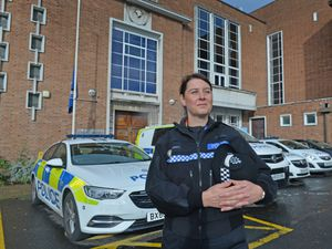 The new Chief Superintendent of Dudley Kim Madill has worked her way up the ranks during her 23-year career