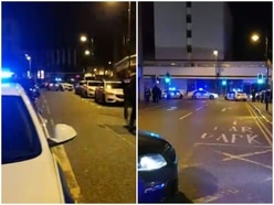 Man stabbed during huge fight at Wolverhampton nightclub