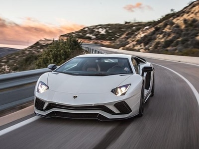 The UK is Lamborghini's third-biggest market as it posts record sales in 2017