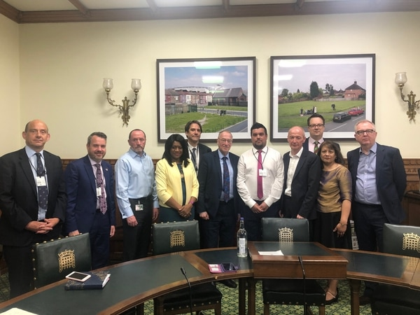 MPs vow to battle for Acorns Children's Hospice