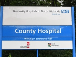 Critical care ambulance service stripped back at Stafford's County Hospital