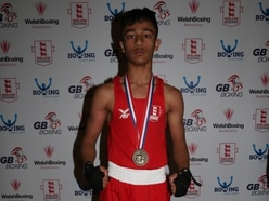Rising star Hamza Uddin claims a GB title